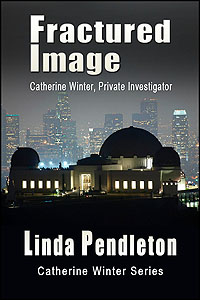 Fractured Image by Linda Pendleton