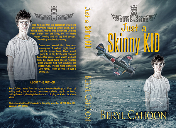 Just A Skinny Kid by Beryl Cahoon