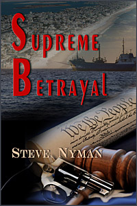 Supreme Betrayal by Steve Nyman