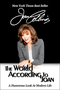 The World According to Joan by Joan Collins